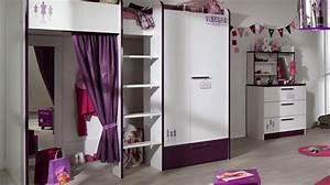 Deco Pour Chambre Fille : deco pour chambre jeune fille ~ Melissatoandfro.com Idées de Décoration