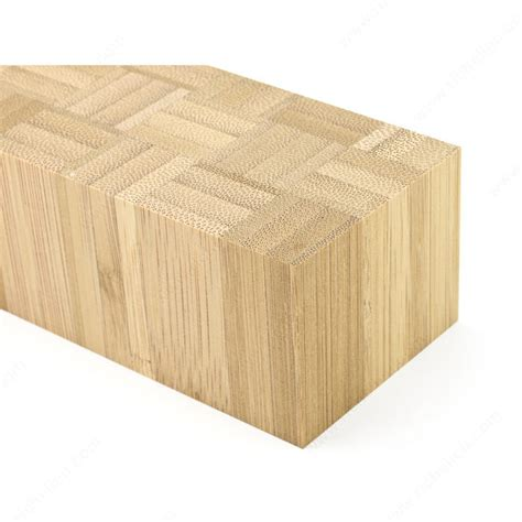Bamboo Countertops  Butcher Block  Richelieu Hardware