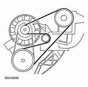 1990 Porsche 911 Serpentine Belt Routing And Timing Belt