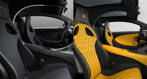 This bugatti functions much like a race car, and it has. Bugatti Chiron Pur Sport Shown In Lively Yellow And Green ...