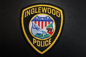 Inglewood Police Patch, Los Angeles County, California ...