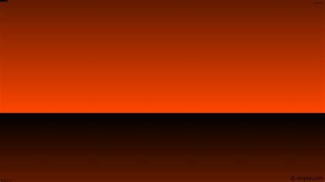 Background Orange Gradient Wallpaper by Wallpaper Black Orange Gradient Linear 000000 Ff4500 285