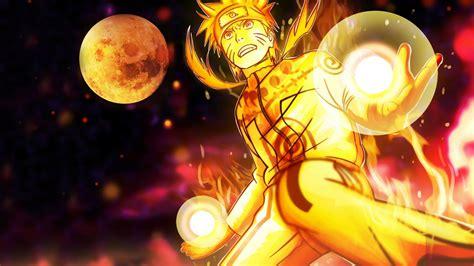 Naruto Modo Bijuu Wallpaper
