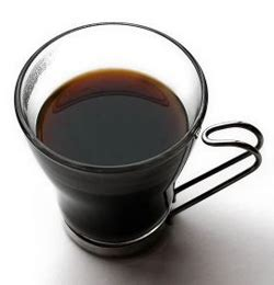 A teaspoon of sugar contains 16 calories. Drinking black coffee helps to lose weight