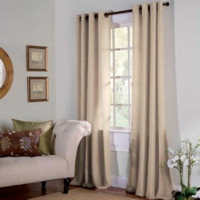grommet top insulated curtains