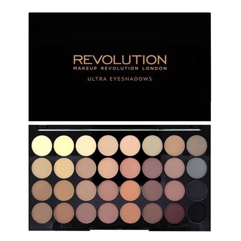 Makeup Revolution Ultra 32 Eyeshadow Palette Flawless