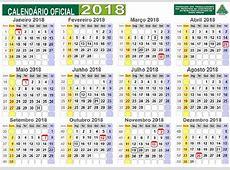 FETICOM MG Calendário