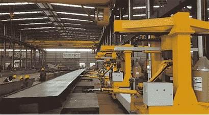 Welding Robot Factory Beam Double Crane Girder