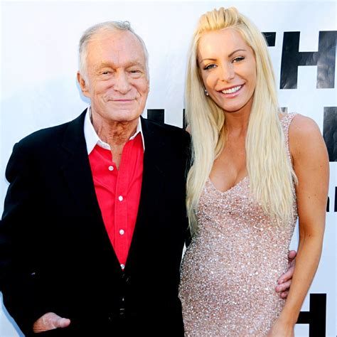 Hugh Hefner's Wives and Girlfriends Through the Years: Pics