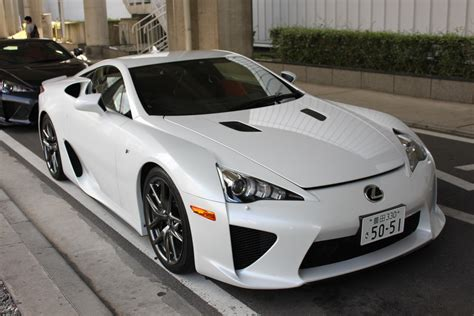 lexus white lexus lfa price modifications pictures moibibiki