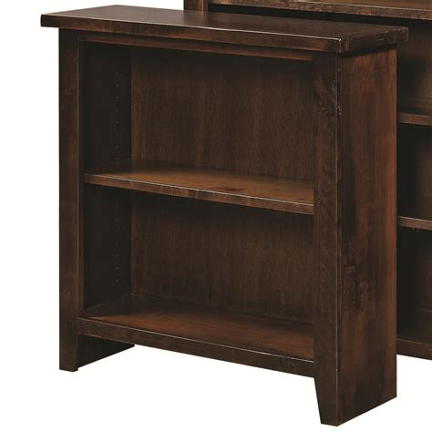 Aspenhome Alder Grove Small Bookcase With 2 Adjustable