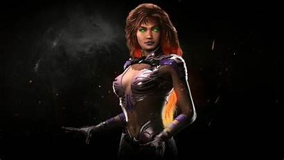 Injustice Starfire Power Pc Dc Legendary Edition