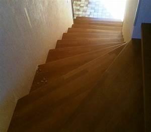 Rénovation Escalier Par Recouvrement : recouvrement d 39 escalier en bois sausset les pins ~ Dailycaller-alerts.com Idées de Décoration