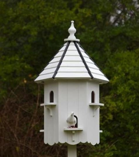 awesome dove bird house plans  home plans design