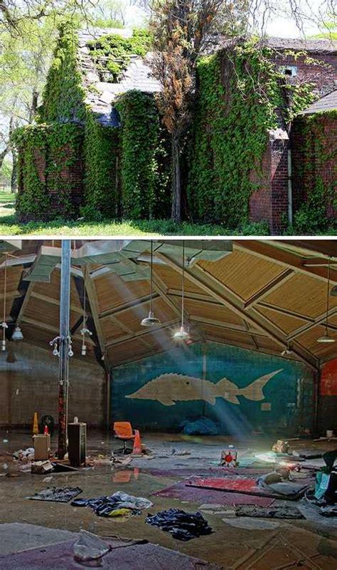 high 8 amazing abandoned aquariums urbanist