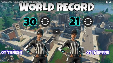 fortnite kill record  concurrent players records broken