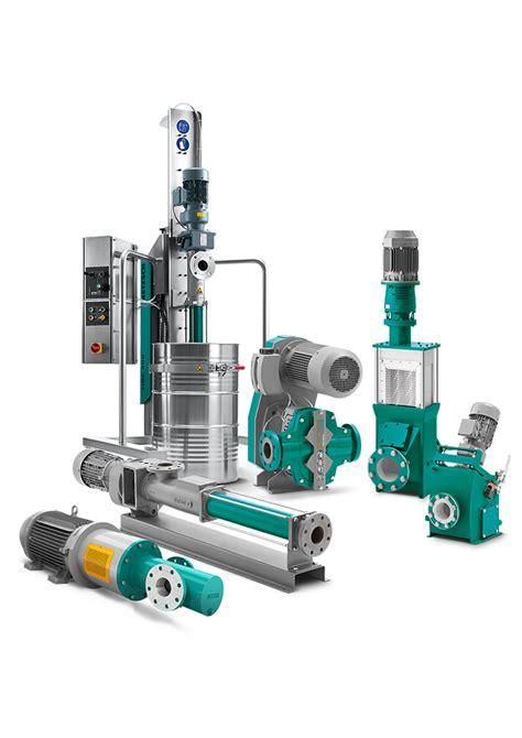 about netzsch netzsch pumps systems