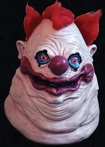 killer klowns  outer space mask fatso