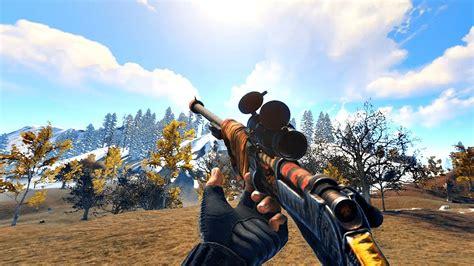rust game battlefield mode