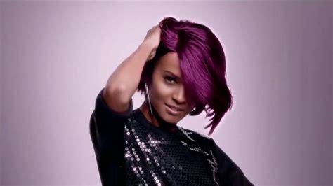 L'oreal Paris Feria Power Violet Tv Commercial, 'para El