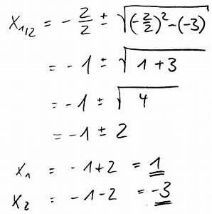 Quadratische Funktion Scheitelpunkt Berechnen : pq formel ~ Themetempest.com Abrechnung