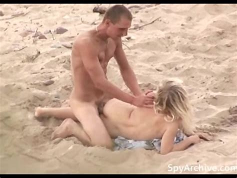 Peeping On A Horny Couple Having Sex At The Beach Free Porn Videos Youporn