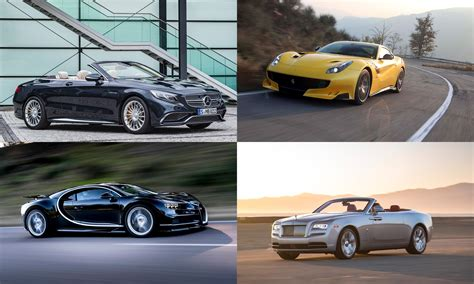 most expensive most expensive new cars in america autonxt