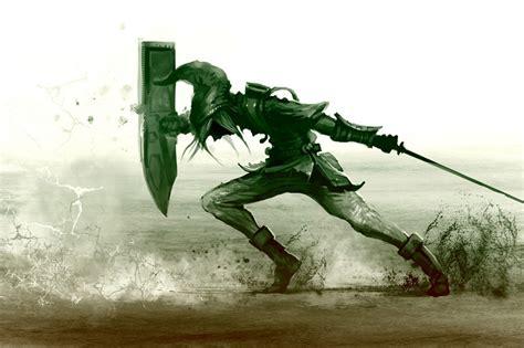 Link The Legend Of Zelda Fantasy Illustrations