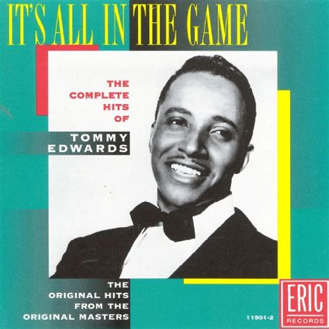 Complete Hits Of Tommy Edwards  Tommy Edwards  Songs, Reviews, Credits Allmusic