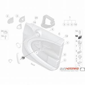 07147127892 Mini Cooper Replacement Adapter For Clamp