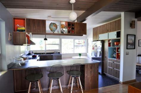 kitchen can lights mid century modern wedding ideas photograph midcen 3309