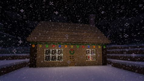 how to celebrate christmas in minecraft mods maps and skins pcgamesn