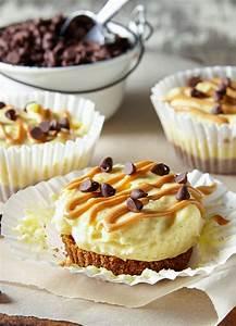 Mini No Bake Chocolate Peanut Butter Cheesecakes - I Wash ...