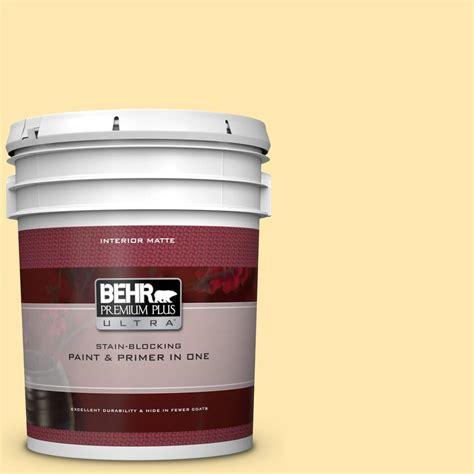 behr premium plus ultra 5 gal p290 2 sweet as honey