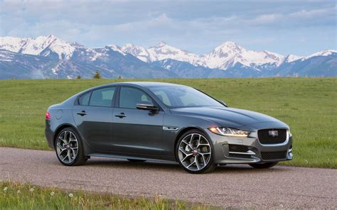2018 Jaguar Xe Rsport Specifications  The Car Guide