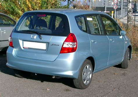 Honda Jazz Picture by 2007 Honda Jazz I Pictures Information And Specs Auto