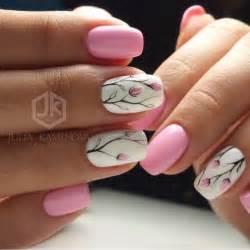 Spring nail designs gel nails summer