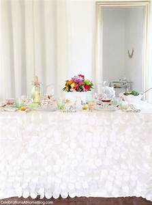 Bridesmaid Luncheon with Menu Recipes & Mod Meets Vintage