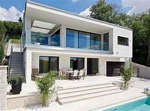 Durchschnittliche Kosten Einfamilienhaus : architektenhaus modernes einfamilienhaus wunschhaus ~ Markanthonyermac.com Haus und Dekorationen