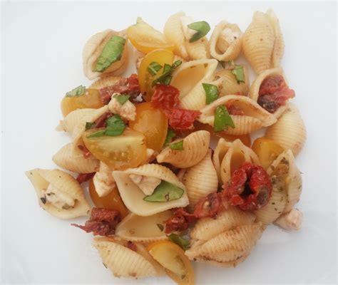 salade de pates tomates sechees salade de p 226 tes aux tomates s 233 ch 233 es sacl 224 muffins