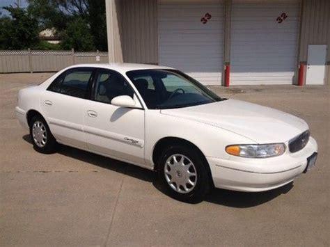 2001 Buick Century Transmission by Buy Used 2001 Buick Century Custom Sedan 4 Door 3 1l In