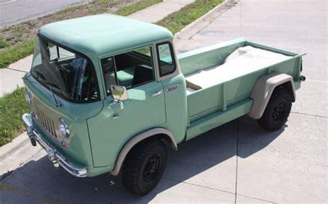 willys jeep fc  pickuptruckscom news