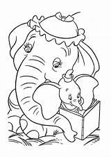 Dumbo Coloring Disney Lezen Kleurplaten Kleurplaat Dombo Boekje Aloud Reads Dieren Colouring Voor Sore Throat Leest Kleuren Boek Bladzijden Enfantin sketch template