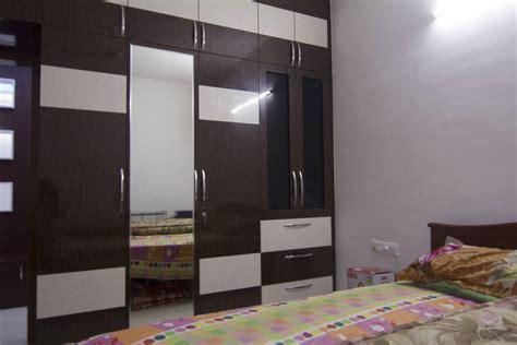 Home Design Entrancing Bedroom Wardrobe Designs In India