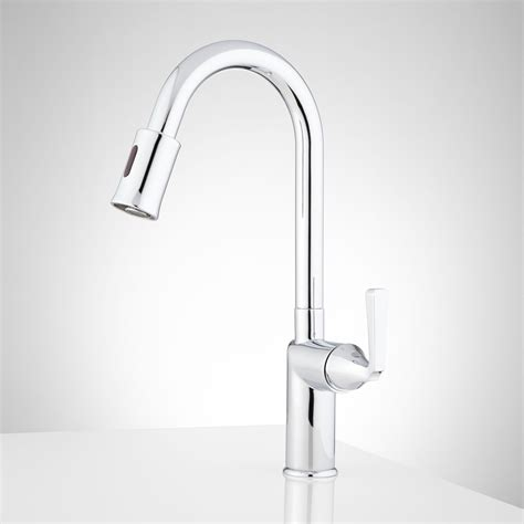 kitchen faucets touchless mullinax single touchless kitchen faucet kitchen