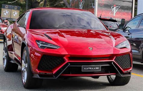 2018 Lamborghini Urus Price