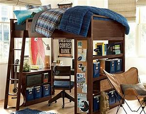 Sleep   Study Horizon Bedroom On Pbteen Com Boy Bedroom