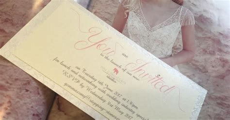 there s free wedding stationery available as charity