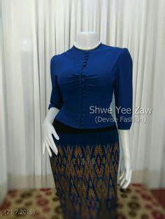 myanmar dress myanmar dress oneset design myanmar
