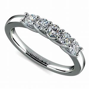trellis five diamond wedding ring in platinum With sites to buy wedding rings